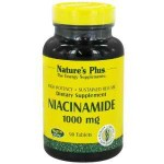 Buy Niacinamide 1000 Mg - Nature's Plus Supplement